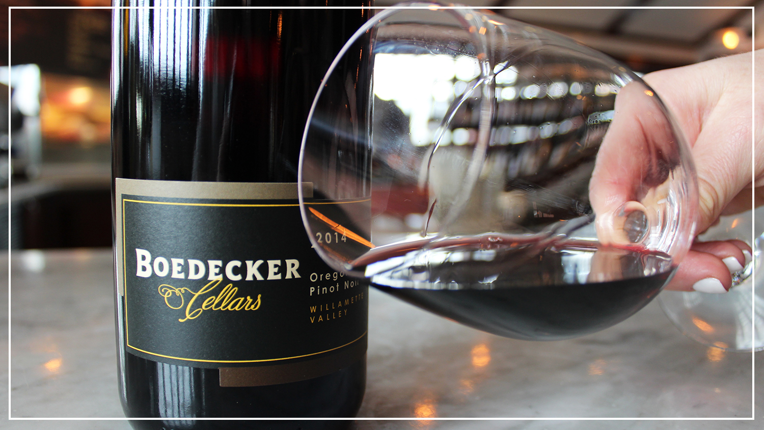boedecker wine dinner
