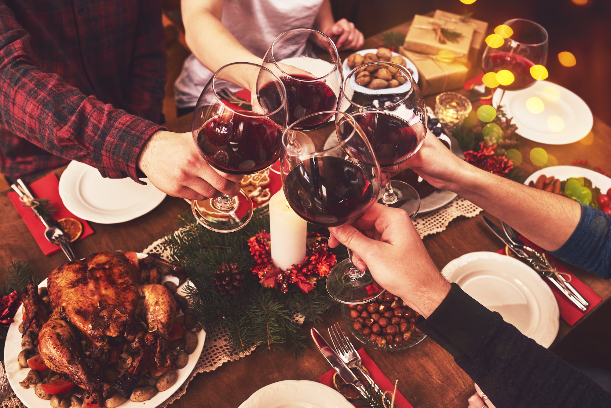 Wine Pairings for Thanksgiving Dinner