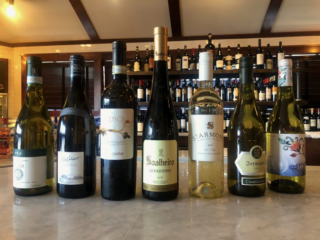 Our Favorite Summer White Wines
