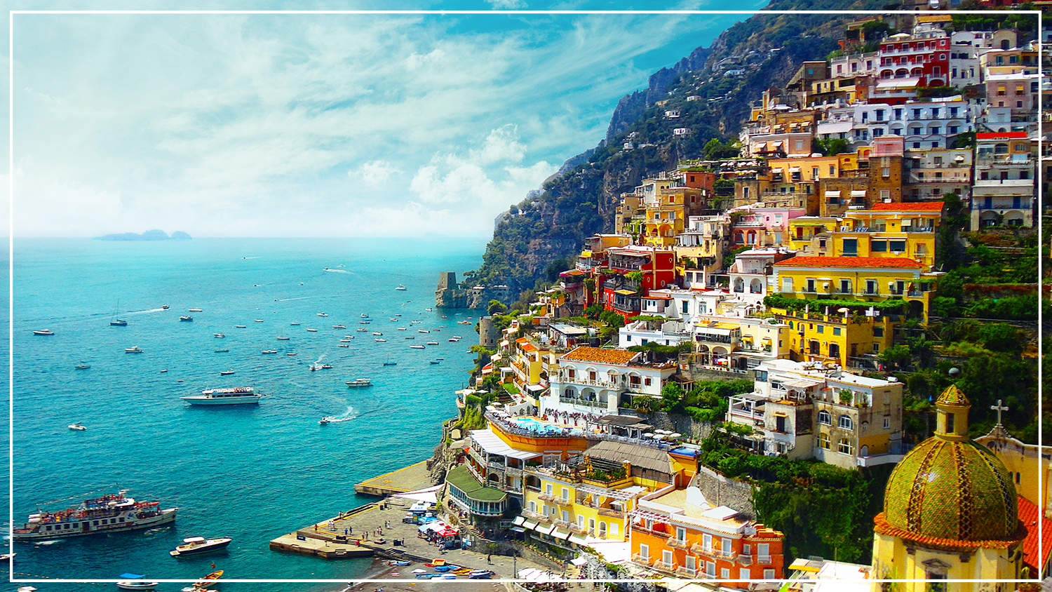 taste of the amalfi coast