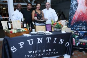 Signature Chef's event benefitting the March of Dimes